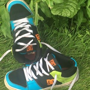 Classic Boys DC Boarding Shoes